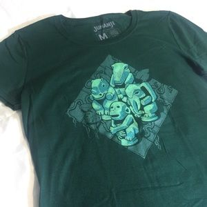Jumanji Loot Crate exclusive Medium Women's NWOT
